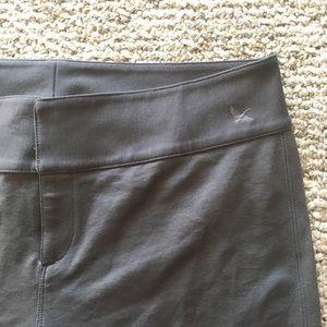 Eddie Bauer Gray Stretchy Dress Pants 10P